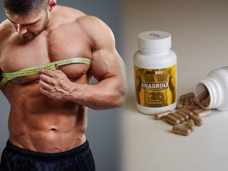 Натуральные стероиды: безопасный способ нарастить мышцы