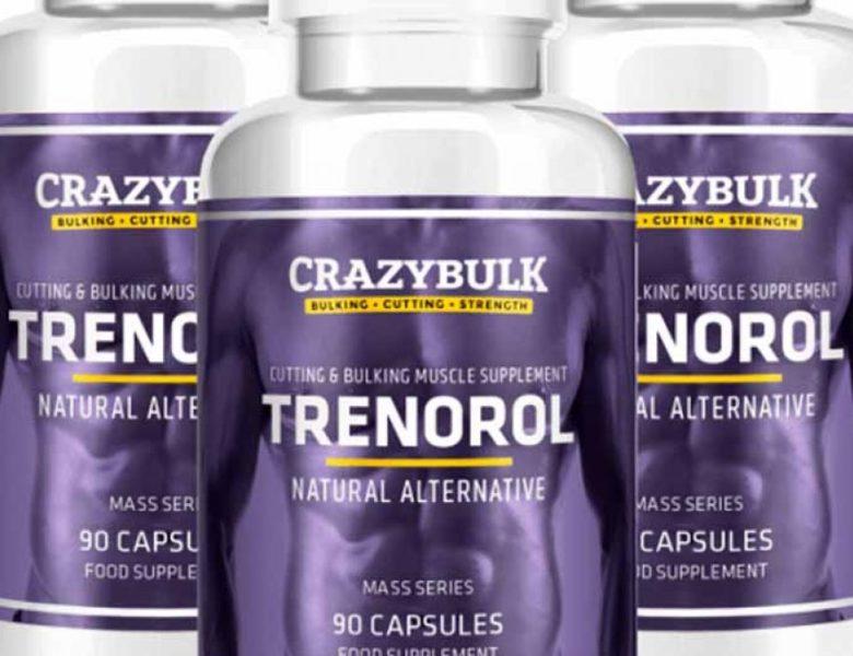 Обзор Тренорола о легальной альтернативе стероидов