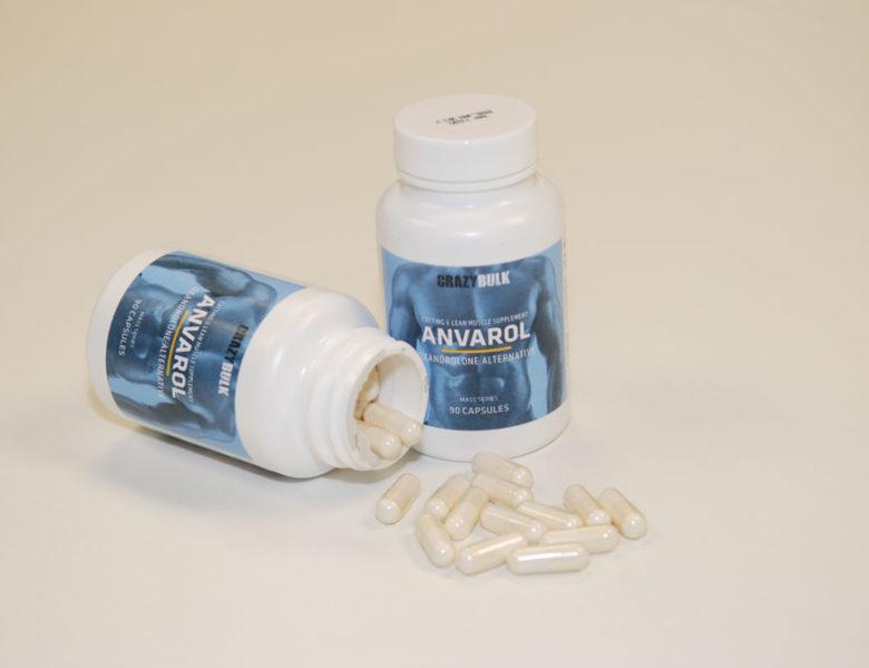 Anvarol Обзор о правовой альтернативе стероидов от Crazybulk