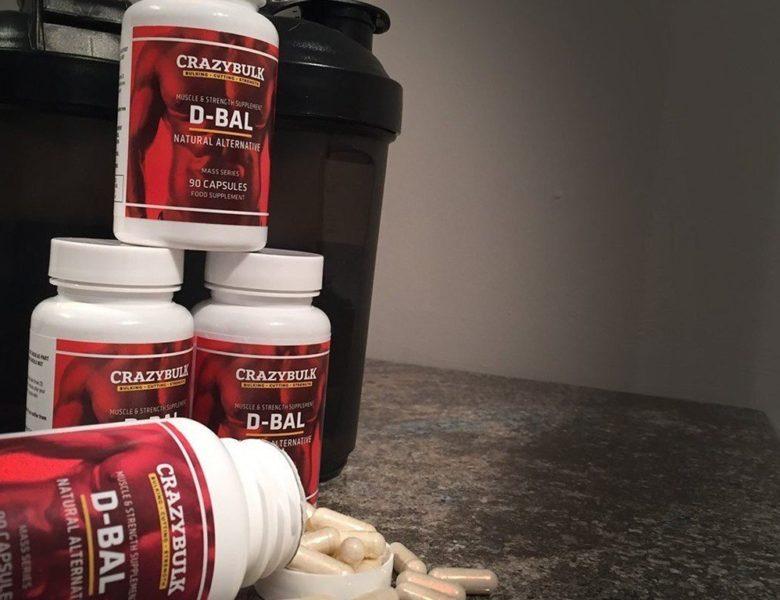 D-Bal от Crazybulk — Обзор: Какие эффекты через 30 дней?