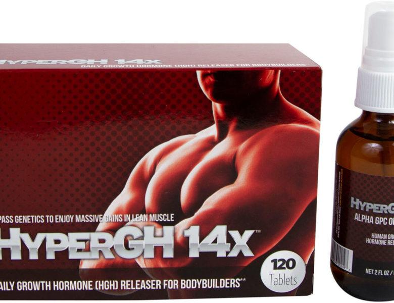 HyperGH 14x: обзор законных таблеток для высвобождения HGH